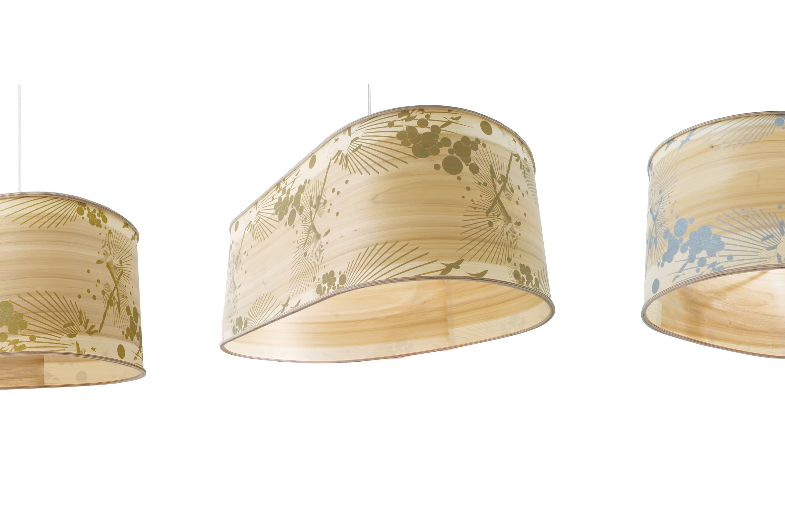 Wood Veneer Lamps Hettler T Llmann